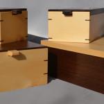 4 Boxes Huon  wenge cropped