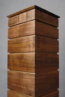 10. Tower of Draws, figured tasmanian Blackwood
