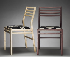 8. Chairs, Huon Pine & Jarrah